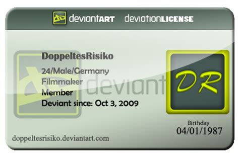 card templates site deviantart deviantart id card 2 0 by doppeltesrisiko on deviantart