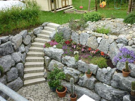 bilder im garten bilder steinmauern im garten nowaday garden