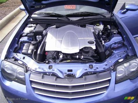 how do cars engines work 2008 chrysler crossfire free book repair manuals 2005 chrysler crossfire limited roadster 3 2 liter sohc 18 valve v6 engine photo 19296387