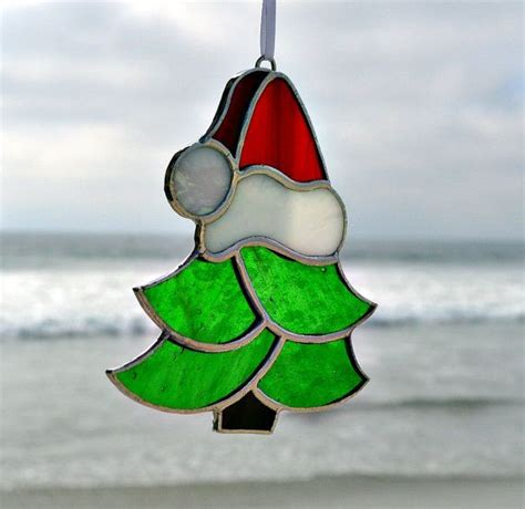 stained glass ornament stained glass pinterest