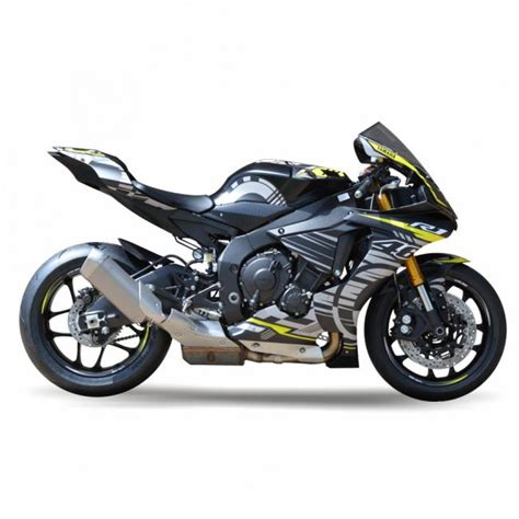 Yamaha Aufkleber by Motorradaufkleber Bikedekore Wheelskinzz Yamaha R1