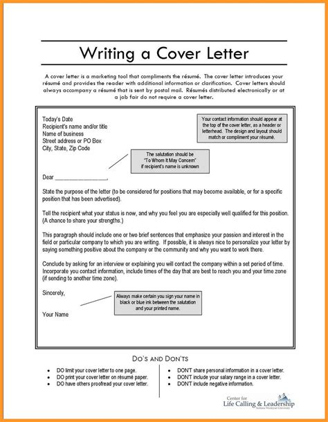 9 10 things to write in a cover letter loginnelkriver