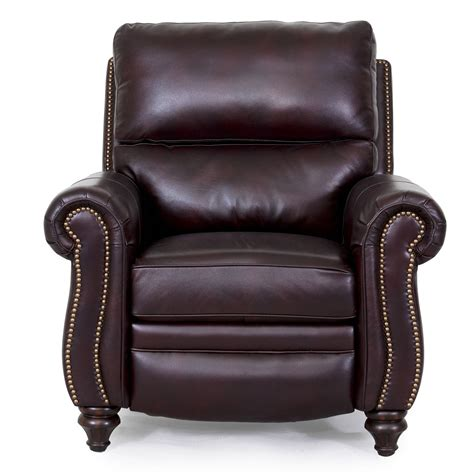 barcalounger recliner chairs barcalounger dalton ii recliner chair leather recliner