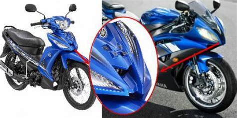 Bagasi Depan Motor Rr harga dan spesifikasi yamaha new rr terbaru