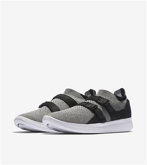 Nike Air Sock Racer Ultra Flyknit Grey Or Black nike air sock racer ultra flyknit black grey nike snkrs