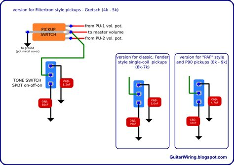 guitar wiring blog diagrams  tips tone switch