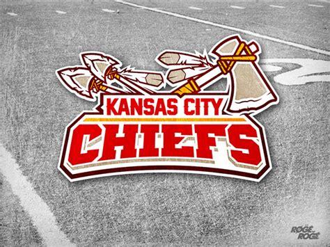 icon design kansas city kansas city chiefs on behance