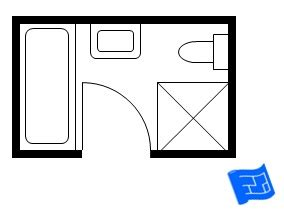 shower only bathroom floor plans small bathroom floor plans