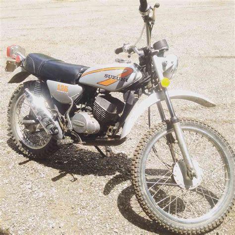 Suzuki Ts 125 1976 suzuki ts 125 pics specs and information onlymotorbikes