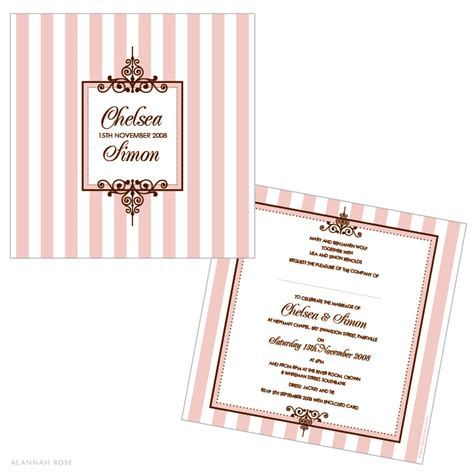 the wedding invitation boutique alannah wedding invitations stationery shop
