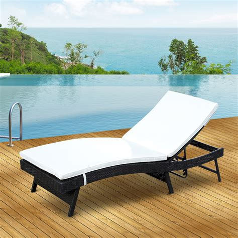 Wicker Pool Lounge Chairs by Decoration White Wicker Lounge Black Pool Lounge Chairs