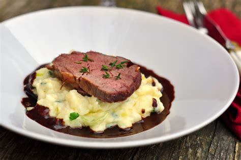 Are Recipes By Chefs More Complicated Than Those By Chefs by Cole Nicholson S Maple Juniper Beef Tenderloin With