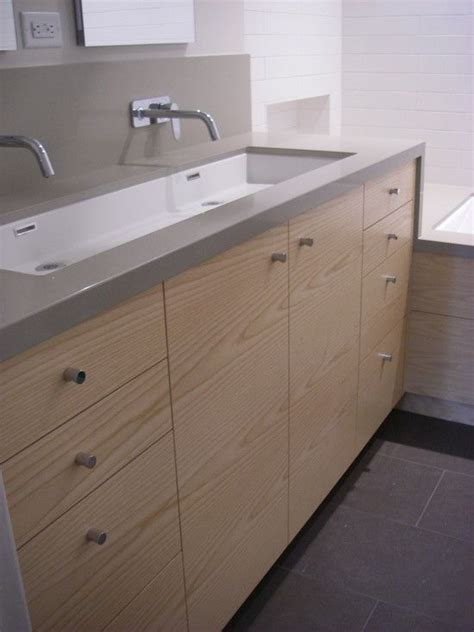 bathroom trough sink undermount 1000 images about kl residence children s bath on