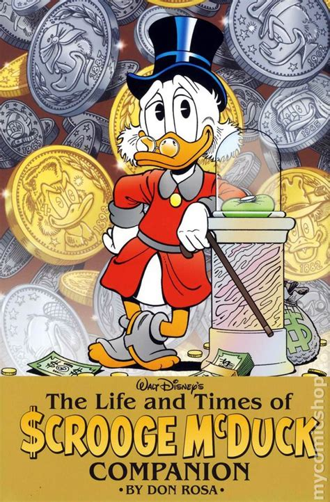 the life and times life and times of scrooge mcduck companion hc 2010 comic books