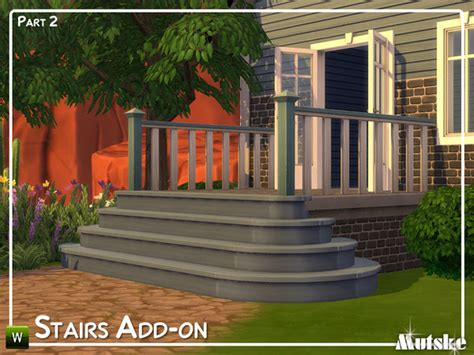 pin  jayden  sims build mode stairs  stairs
