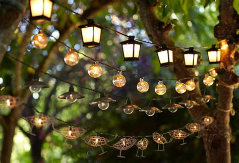 Outdoor Lighting Ideas Uk Eclectic Outdoor Lighting Ideas By Pottery Barn