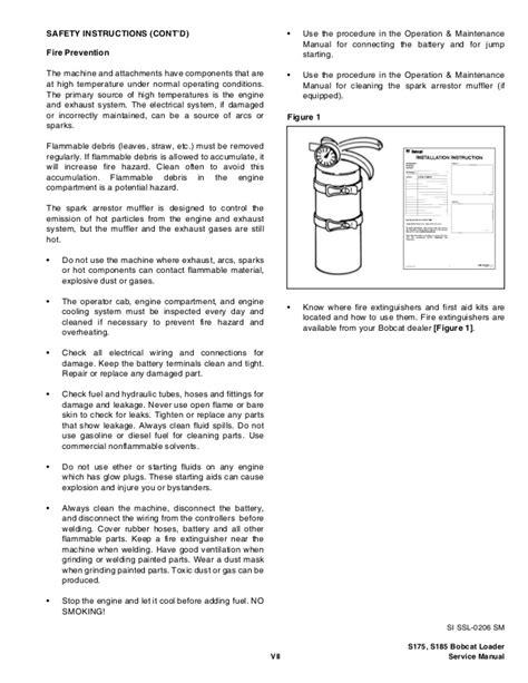 bobcat 763 hydralic pressure wiring diagrams repair