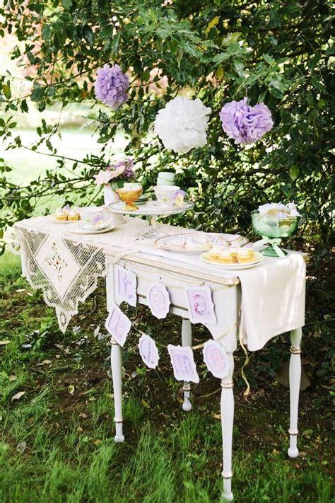 vintage backyard party kara s party ideas outdoor vintage tea party kara s party ideas