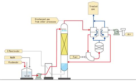 Does Detoxing Ammonia Means It Removes It From The Aqauarium by Ammonia Separation And Decomposition Process Tsukishima