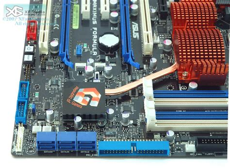 Asus Maximus Formula Chipset X38 asus maximus formula rog x38 mainboard preview techpowerup forums