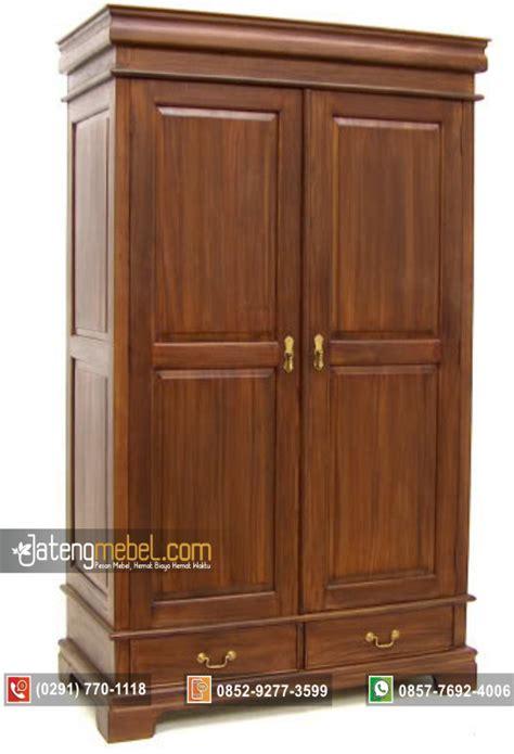 Lemari Es Baru Satu Pintu toko furniture jual lemari pakaian minimalis jati 2 pintu