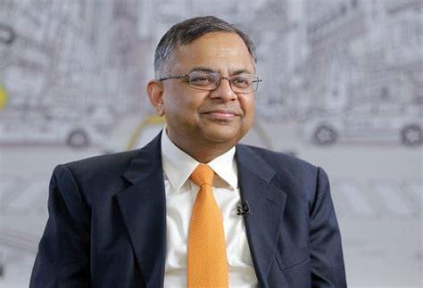 N Chandrasekaran Resume by Tcs Board To Discuss Buyback On Chandrasekaran S