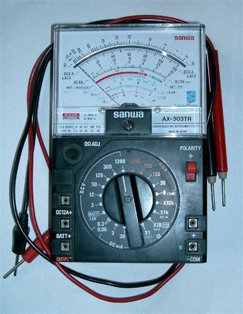 how to check resistor with analog multimeter electricalstudents multimeter