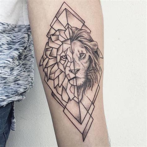 Tatto Vorlagen Muster geometric tattoos bedeutung coole designs f 252 r diverse