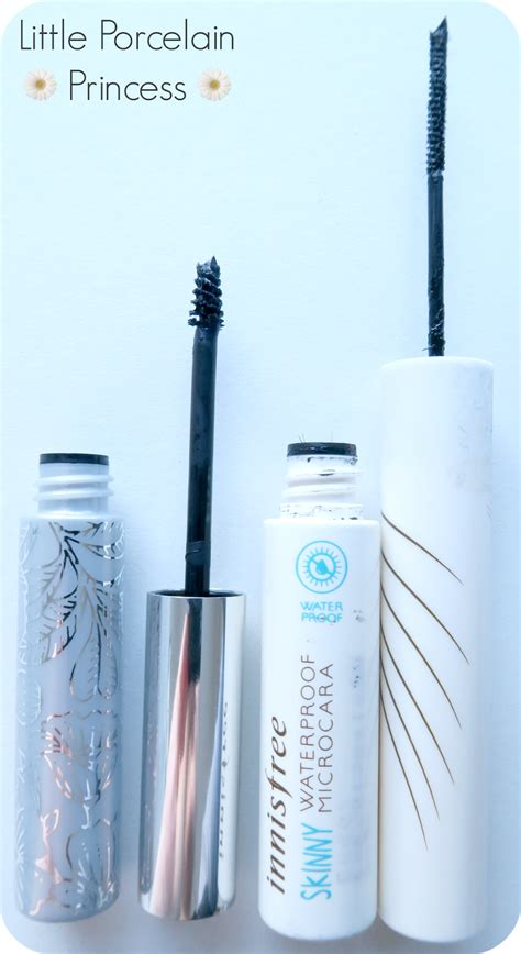 Mascara Innisfree porcelain princess east vs west review clinique