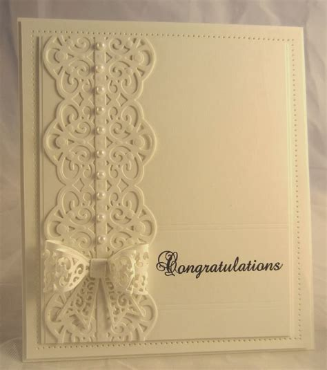 Handmade Wedding Card Designs - handmade wedding card from particraft participate in