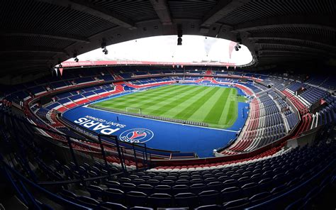 www desain parc des princes paris saint germain s headquarters