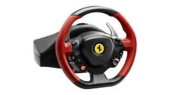Microsoft Steering Wheel For Xbox One Buy Thrustmaster 458 Spider Racing Wheel For Xbox