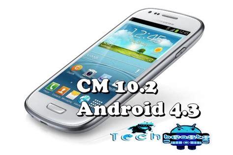 Samsung Galaxy S3 Mini Custom install android 4 3 jelly bean on galaxy s3 mini using