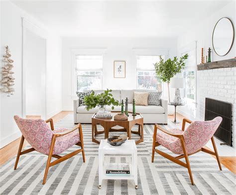 minimalist bohemian living room decor fres hoom home tour modern bohemian decor done well