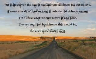 country music quotes about life quotesgram