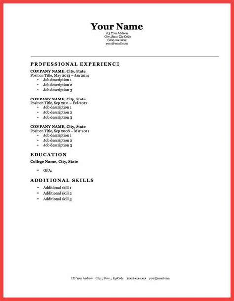 Cv Template Microsoft Word Memo Exle Work Resume Template Word