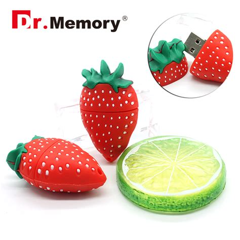 Flash Disk Cheese Cake Strawberry 16gb flash drive strawberry promotion shop for promotional