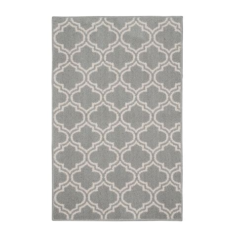 sears rugs clearance essential home leyton collection silhouette 30 quot x 46 quot accent rug