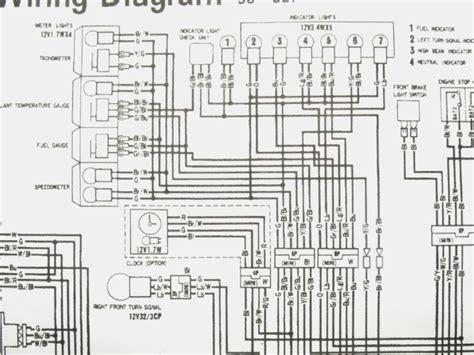 suzuki bandit 1200 wiring diagram suzuki bandit wiring diagram wiring diagram and schematics