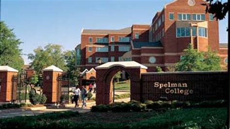 Top Mba Colleges In Atlanta by Spelman College Top Hbcu In National Ranking For Tenth