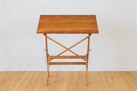 Folding Drafting Table Folding Anco Drafting Table Homestead Seattle