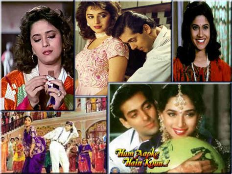 hum apke hai kuon 21historicyearsofhahk 12 unknown facts about salman s that will your mind filmibeat