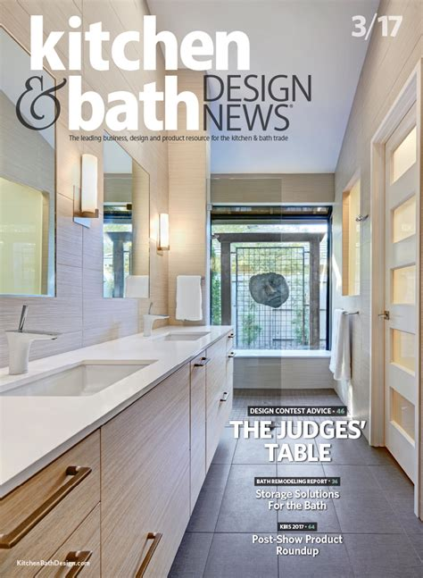 Kitchen And Bath Design Magazine Welcome Kitchen Bath Design News