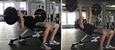 incline bench press degree bench press barbell 30 degree incline huffpost