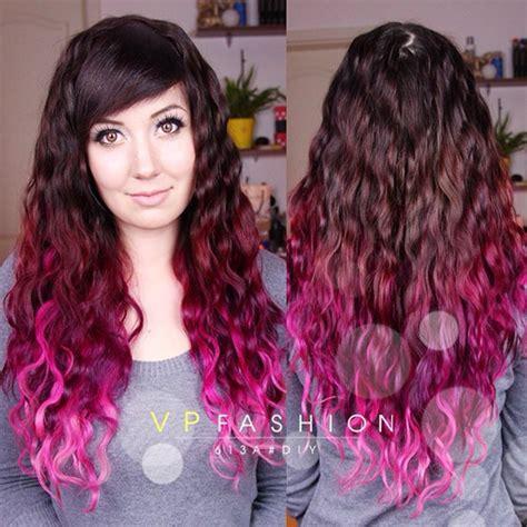dark black brown to pastel ombre hair color trends 2015 dark black brown to pastel ombre hair color trends 2015