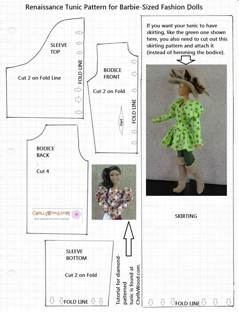 fashion doll printables free printable doll clothes patterns chelly wood