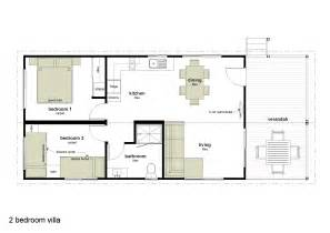 2 bedroom villa floor plans beach house plans bali style house design and decorating ideas