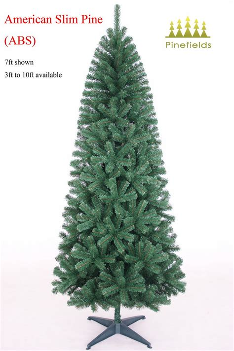 china christmas tree american slim pine abs china