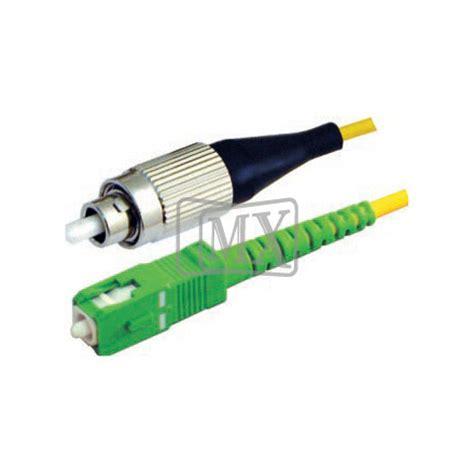 Patch Cord Fc Upc Sc Apc 20m Sx Simplex Fo Fiber Optic Optik Patchcord mx fc upc sc apc patch cord sm length 3 mtrs mx fc upc sc apc patch cord sm length 3 mtrs