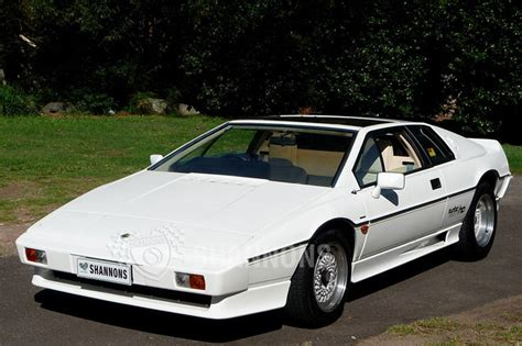 electric and cars manual 1986 lotus esprit parking system lotus esprit turbo hc coupe auctions lot 5 shannons